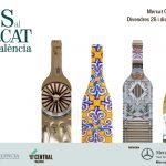 El Mercado Central exhibe la esencia vinícola de la DOP Valencia